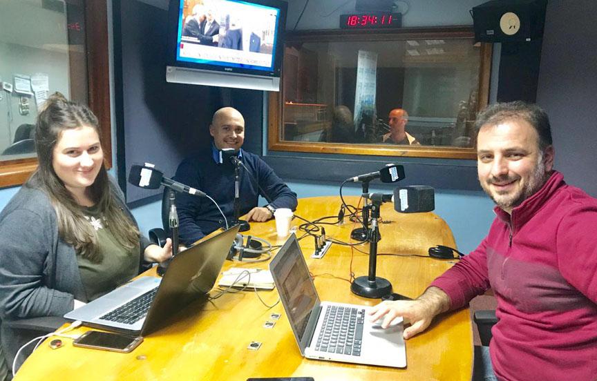 Entrevista a nuestro CEO, en el programa Radiocampo.